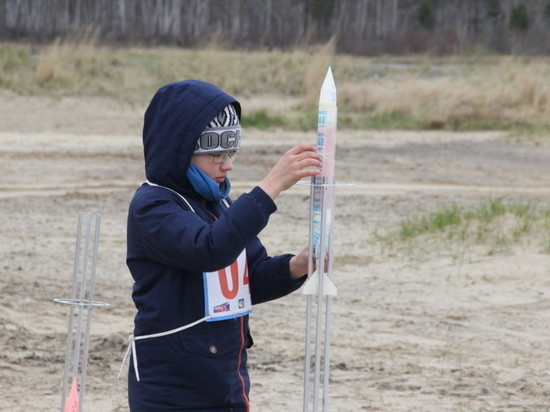 Состязания по авиамодельному спорту состоялись в Урае