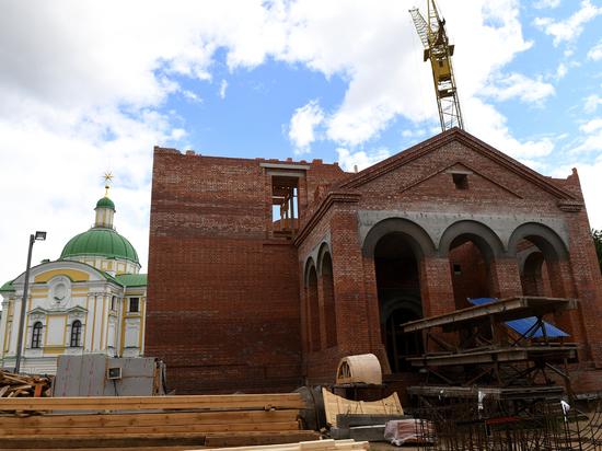 В Твери создадут музей Спасо-Преображенского собора