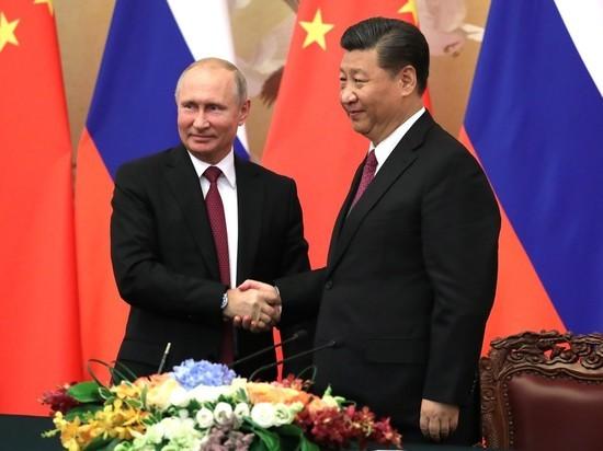 Путин одарил китайского лидера русской баней