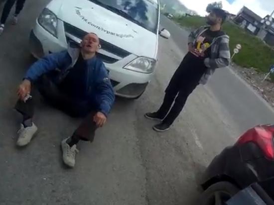 В Гудаури передрались грузинские, украинские и российские парапланеристы