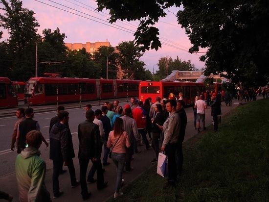 В Казани после матчей ЧМ-2018 болельщиков развозить будут 400 автобусов и 20 трехсекционных трамваев