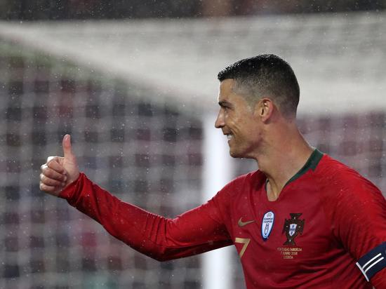 """""""Реал"""" готов продать Роналду за 200 миллионов евро"""