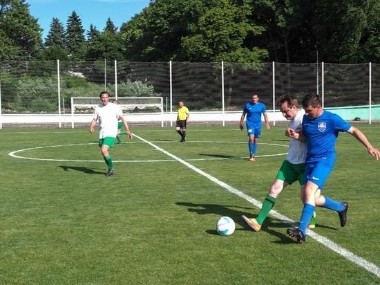 В футбольном баттле команд чиновников победу одержала сборная правительства Ставрополья