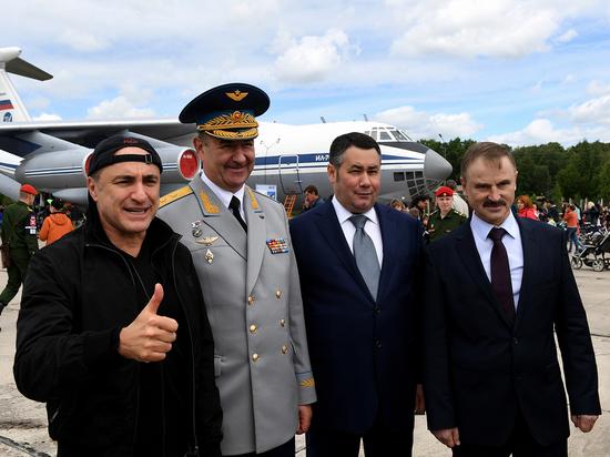 Сергей Веремеенко поразился профессионализмом тверских лётчиков