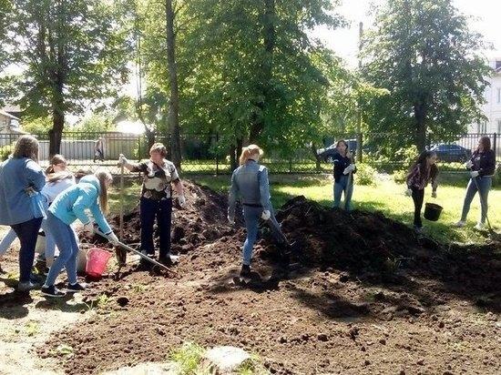 В Тверской области старицкие школьники пережили «Лето открытий»