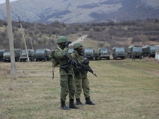ВУкраинском государстве  поведали  осроках возвращения Крыма иДонбасса