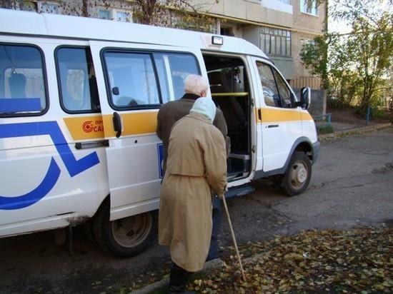 Льготникам Костромы вернут 50 рублей за поездку в социальном такси