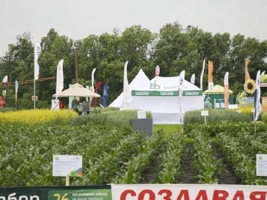 В Татарстане пройдет выставка «День поля»