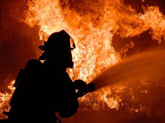 В деревушке под Няндомой сгорел дом на четыре квартиры