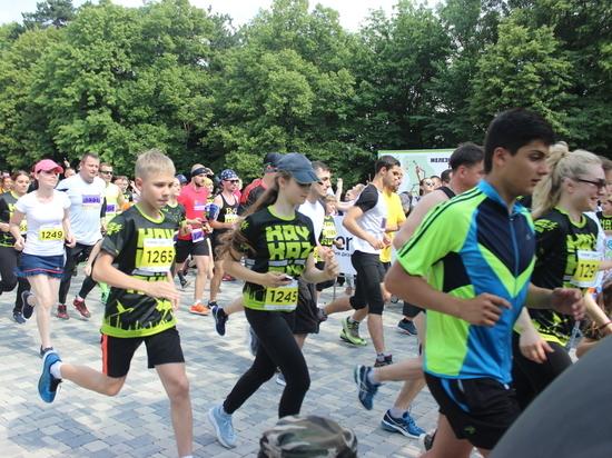 В забеге «Железноводская десятка» участвовали  500 спортсменов из 70 городов