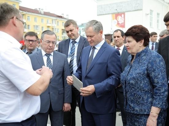 Шадринский форум открылся с клича о поиске управленцев в команду Кокорина