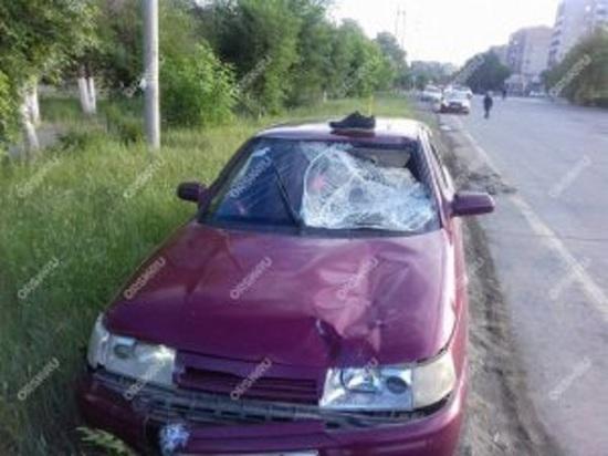 В Орске подросток без прав за рулем ВАЗа сбил насмерть пешехода