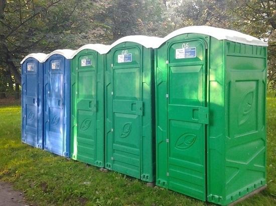 900 тысяч рублей потратят на обслуживание туалетов в Самаре