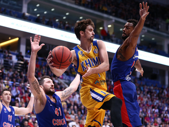 Главные события финала баскетбольной Единой лиги