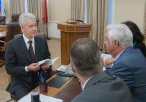 Сергей Собянин набирает предвыборную команду