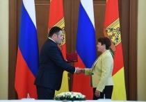 Губернатор Тверской области вручил награды жителям Верхневолжья