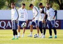 Роналду, Неймар и Месси зажигают: звезды мирового футбола уже в России