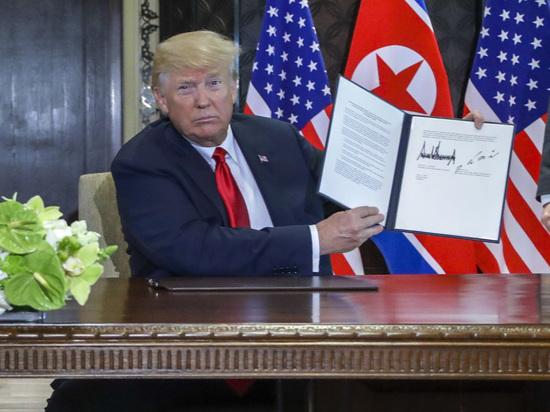 Эксперты оценили итоги встречи Трампа и Ким Чен Ына: кто следующий