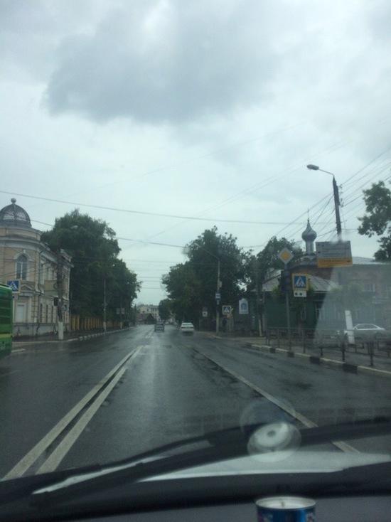 В центре Твери отключился светофор