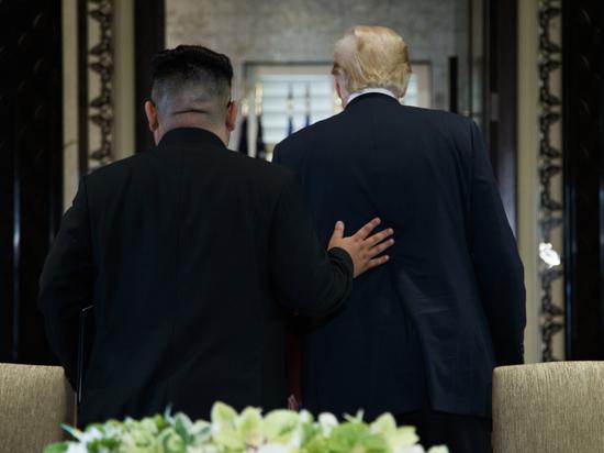 Эксперт: «КНДР выиграла от встречи больше»