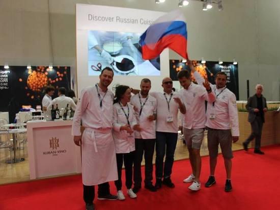 Крымская гастрономия выходит на международный уровень