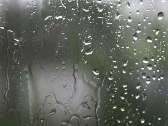 Синоптики обещают в Тверской области сильные дожди