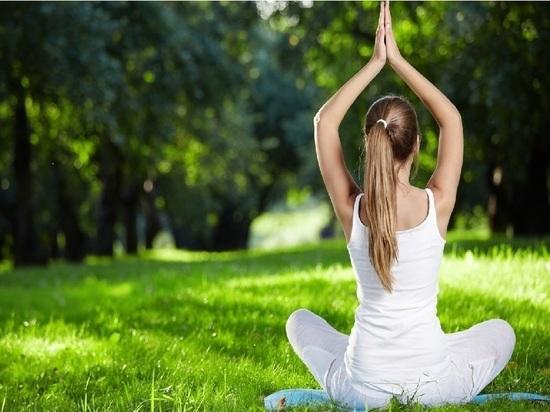 Ульяновцев приглашают на массовое занятие по йоге