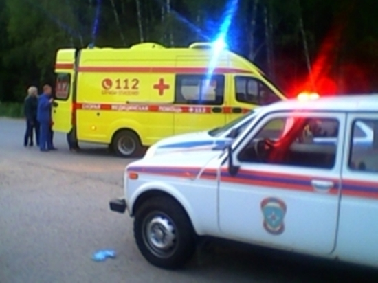 Сбивший пешехода водитель в Калужской области, скрылся с места ДТП