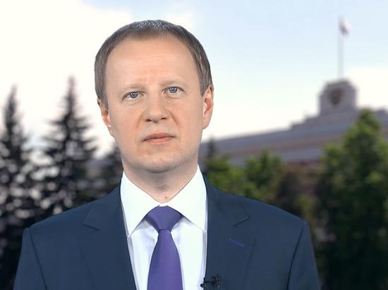 Видеопоздравление ВРИО губернатора Алтайского края с Днем России