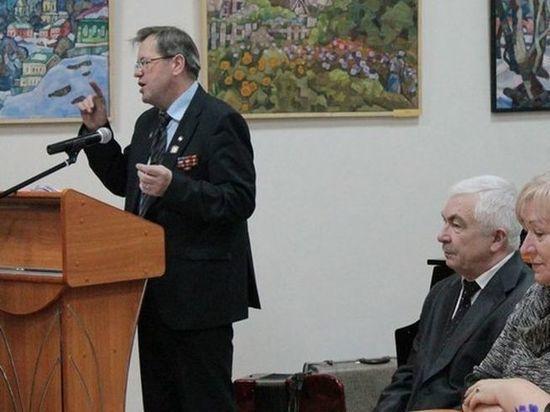 Вышний Волочек встречал представителей областного совета ветеранов