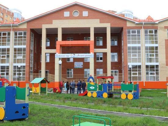 В Саранске открылся новый детсад с инфракрасной сауной
