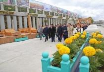 Рустэм Хамитов: «Новая уфимская набережная станет настоящим украшением города»