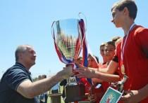 Кубок главы Крыма достался футболистам Симферополя