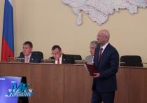 После обсуждения ежегодного доклада оренбургский губернатор едва не…