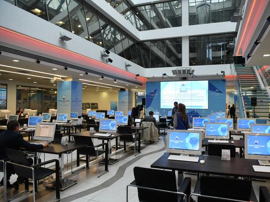 В казанском ИТ-парке открылся пресс-центр ЧМ-2018