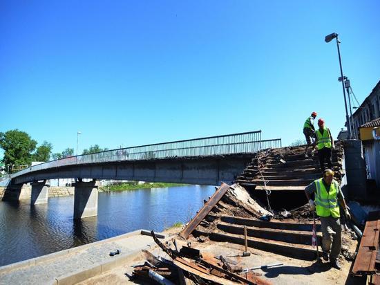 Вопрос реконструкции Красного моста в Вологде решится в ближайшее время