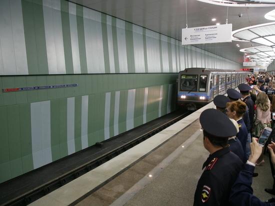 Свершилось: в Нижнем Новгороде открылось станция метро «Стрелка»