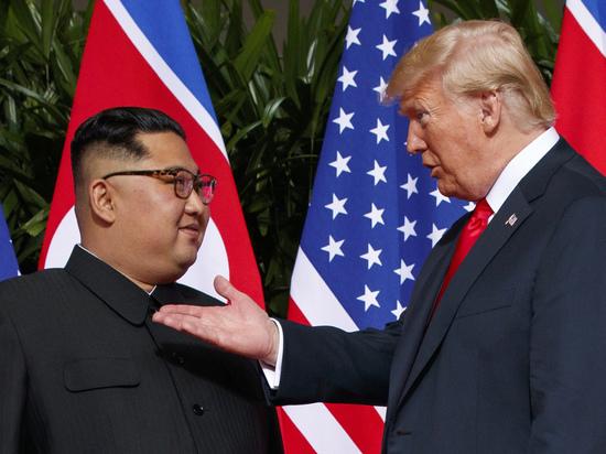 Трамп прорекламировал «АвтоВАЗ» в ролике для Ким Чен Ына