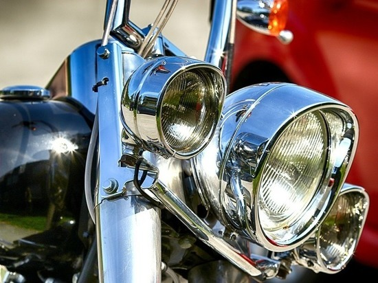 Московские полицейские пересядут на электрические мотоциклы