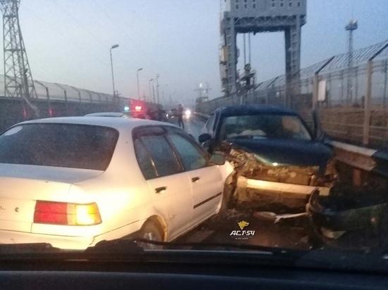 Нетрезвый водитель без документов устроил массовое ДТП