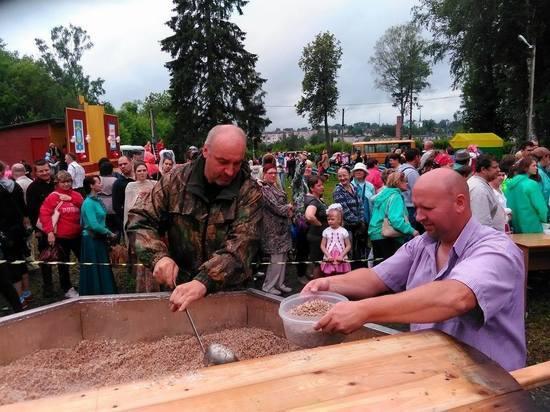В Тверской области закипит царь-котёл