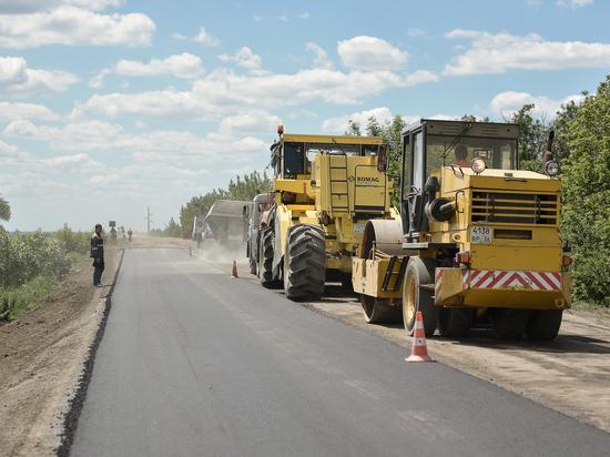 На ремонт автодорог под Воронежем направят более миллиарда рублей