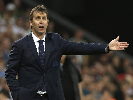 Тренер молодежной сборной Испании будет готовить основную команду к ЧМ-2018