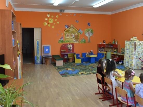 В саду «Дружба» открыли группу для детей от 2 до 3 лет