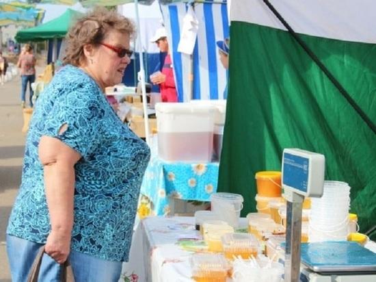 В Саранске отменили ярмарки по продаже сельхозпродукции