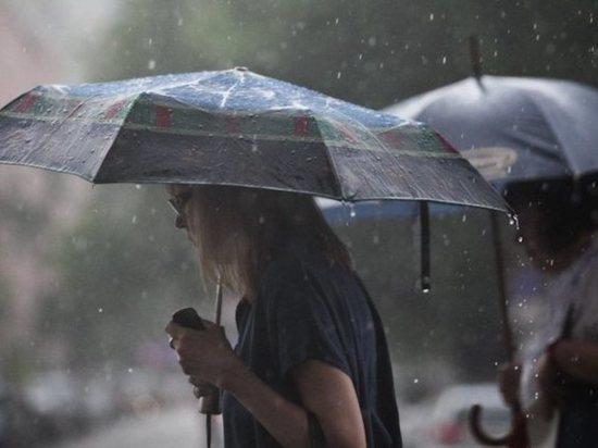 Грозовое метеопредупреждение в Костромской области сохранится на весь день