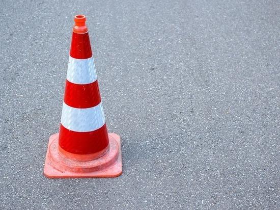 В Курске перекроют движение из-за ремонта магистральной тепловой сети
