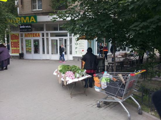 Купцы непонятной гильдии: Воронеж вновь наводнила стихийная торговля