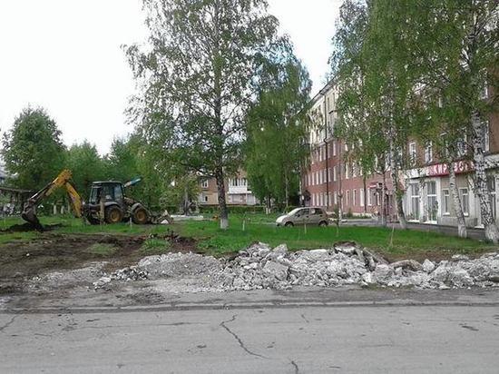 В Ревде демонтировали памятник Победе в Великой Отечественной войне