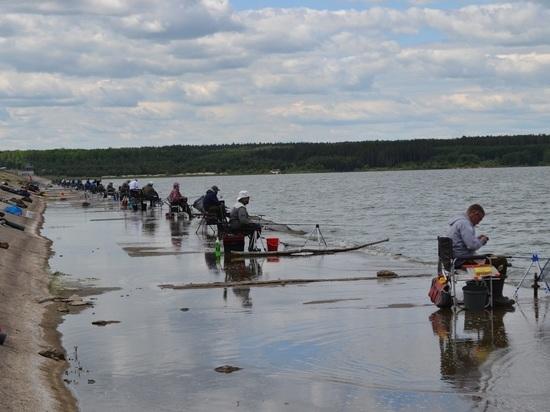 В Тамбовской области состоялся турнир по ловле донной удочкой